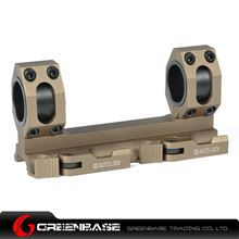 Picture of Unmark Tactical 25.4mm-30mm Ring Mount Dark Earth NGA0936