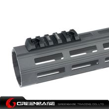 Picture of GB Co-Witness Accessory Rail for EMR with M-LOK Black GTA1416