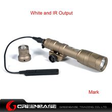 Picture of GB M600V Scout Light White/IR LED WeaponLight Dark Earth NGA1213