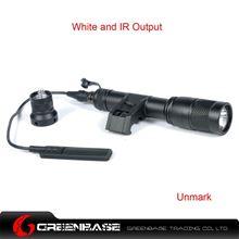 Picture of NB IFM M600V IR Dual Output Flashlight Black NGA1218
