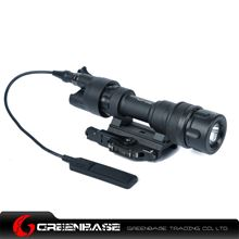Picture of GB M952V LED WeaponLight For Rifles And SMGs White And IR Output Black NGA1252