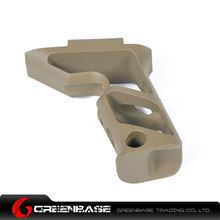 Picture of Unmark Aluminum Fore-End Grip Dark Earth GTA1034