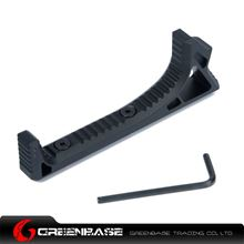 Picture of GB Keymod Link Curved Foregrip Black NGA1272