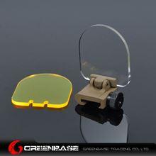 图片 Universal Folding Lens Protection for Scope Dark Earth Base NGA0348
