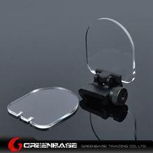 图片 Universal Folding Lens Protection for Scope Black Base NGA0920
