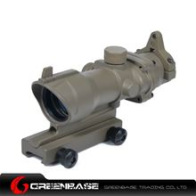 Picture of (Wide field of View) ACOG TA01NSN-308 4x32 Scope with BDC Reticle Dark Earth NGA1276