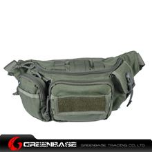 Picture of 1000D Tactical Waist Packs Ranger Green GB10150