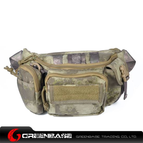 Picture of 1000D Tactical Waist Packs A-TACS GB10151