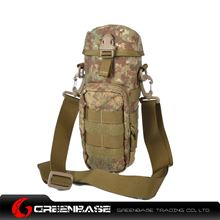 Picture of 1000D Sports bottle bag Khaki Camouflage GB10222