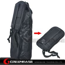 Picture of 8348# Folding water bag Black GB10271