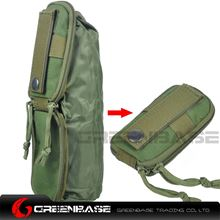Picture of 8348# Folding water bag Green GB10277