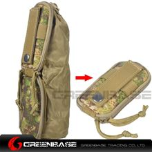 Picture of 8348# Folding water bag Green Camouflage GB10282