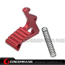Picture of FOFGEAR Tactical Extended Charging Handle Latch For M4 Airsoft Red FFG0029-RD