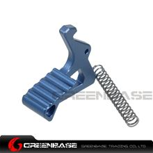 Picture of FOFGEAR Tactical Extended Charging Handle Latch For M4 Airsoft Blue FFG0029-BL