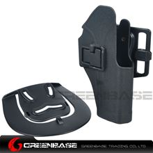 Picture of GB CQC Holster for GLOCK 17 Black NGA0563