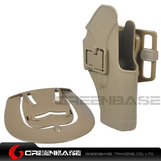 Picture of GB CQC Holster for GLOCK 17 TAN NGA0564