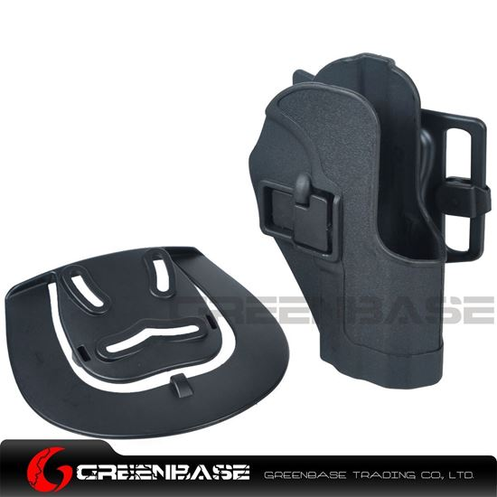 Picture of GB CQC Holster for USP Black NGA0569