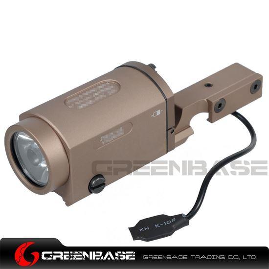 Picture of AK-SD Flashlight Dark Earth NGA1366