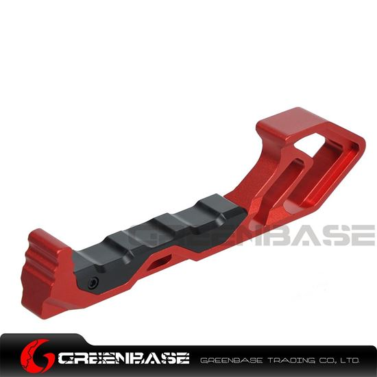 Picture of NB AR 10/15 MOD ForeGrip For M-lok & Keymod Red NGA1376