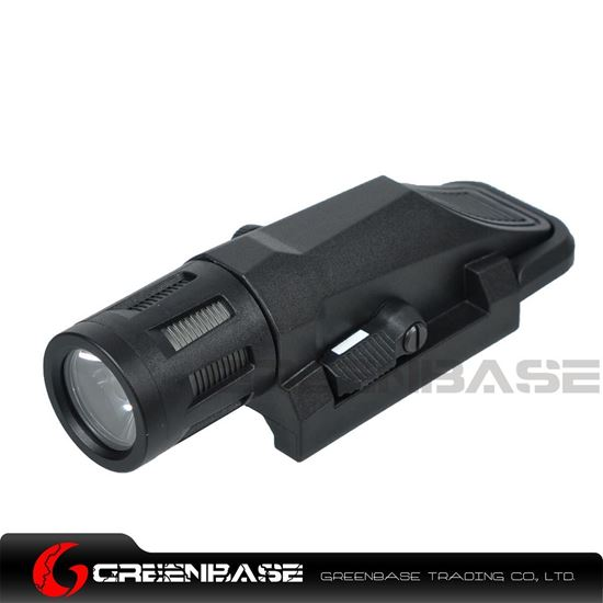 Picture of NB WML Tactical Illuminator Constant Momentary and Storbe Short Version Black NGA1378
