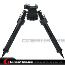 Picture of NB Bipod & Spike Black NGA1429