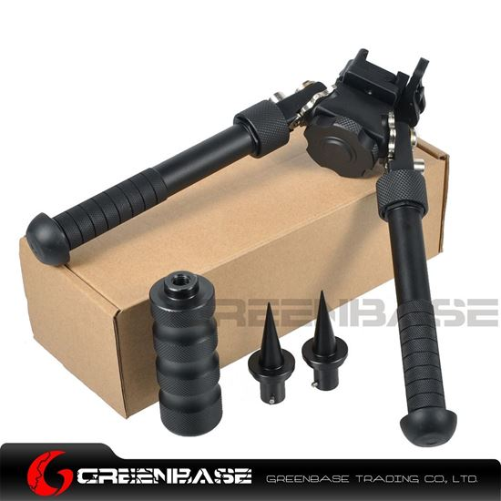 Picture of NB Bipod & Spike & Grip Black NGA1431