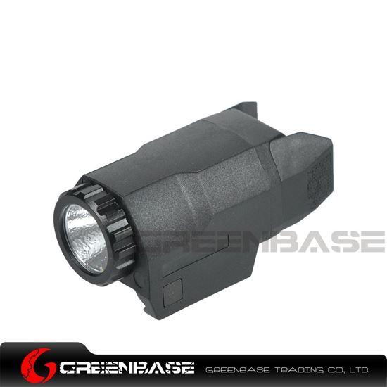 Picture of NB APL-C Tactical Light Constant/Momentary/Strobe Flashlight LED White Light Black NGA1437