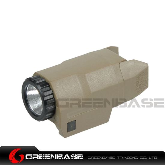 Picture of NB APL-C Tactical Light Constant/Momentary/Strobe Flashlight LED White Light Dark Earth NGA1438