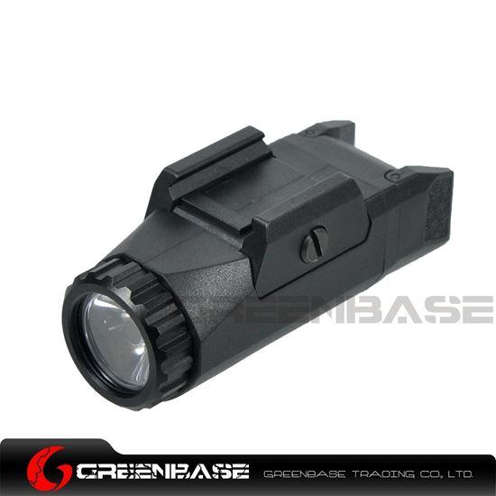 Picture of NB APL-G3 Weaponlight Constant/Momentary/Strobe Flashlight 400 Lumens LED White Light Black NGA1439