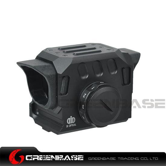 Picture of GB EG1 Optical Red Dot Sight Scope 20mm Rail Hunting Scopes Black NGA1474