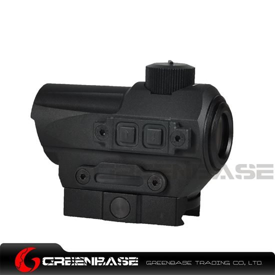 Picture of NB D10 Red Dot Sight 1.5 MOA Dot Scope Black NGA1567