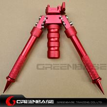 Picture of NB Bipod & Spike & Grip Red NGA1580